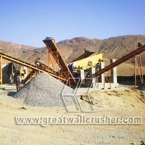 How Much Is Limestone Cone Crusher In 70 T / H Crushing Plant