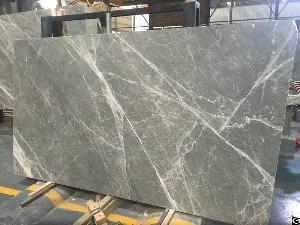 Baster Grey Polished Marble Slabs