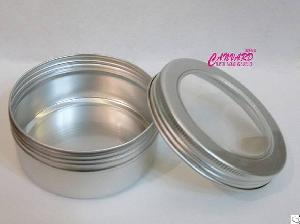 wholesale 150 gram aluminum jar