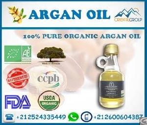 100% Pure Organic Argan Oil Producer In Morocco