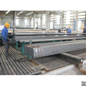 carbon steel s235jr square pipe