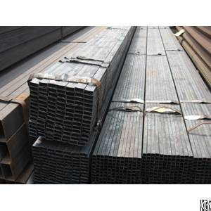 carbon steel square pipe s235jr 80mm x 60mm 6000mm