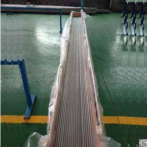 stainless steel welded pipe sa249 tp 304l