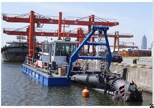 cutter suction dredge