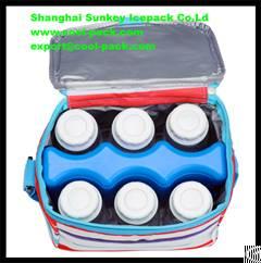 hdpe reusable ice pack medela milk storage bottle breast cooler bag