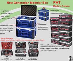 New Generation Modular Box