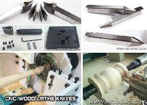 Carbide Wood Lathe Cutters And 3 In 1 Hss Cnc Lathe Knives Woodturning Tool