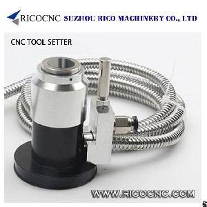 electronic auto tool setting probing sensor offsets cnc gauge