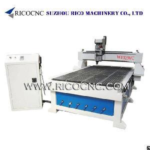 plastwood carving machine hard pvc foam cutting cnc router w1325vc