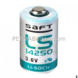 ls14250 ba plc batteries 1 2aa 3 6v 1100mah saft zhuhai