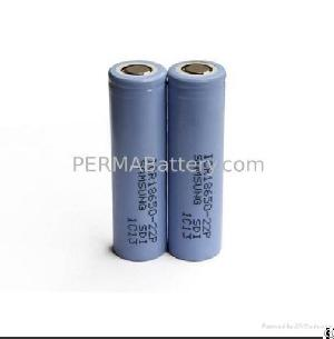 samsung icr18650 22p 3 7v 2150mah battery 10a constant discharge current