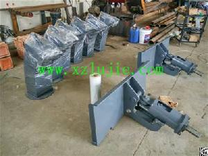 skid loader auger attachments