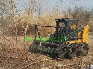 China Skid Steer Loader Forestry Mulcher Implements