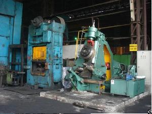 Wuxi Daqiao Vertical Ring Rolling Machine