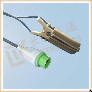 bionet 6 pin reusable spo2 sensor veterinary animal l 3m