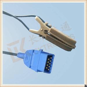 bci db9 pin animal veterinary clip spo2 sensor l 3m