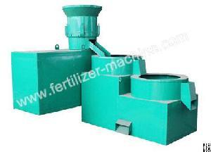 Ball Shape Organic Fertilizer Granule Machine