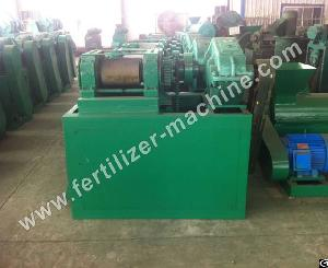 Double Roller Fertilizer Granulator