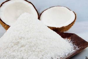 desicated coconut law fat