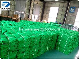 blue scaffolding safety netting construction nets