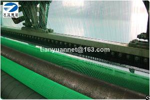 green blue 100 virgin hdpe construction building safety barrier scaffolding scaffold
