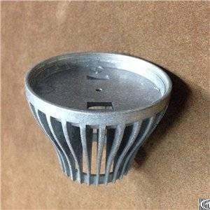 aluminium alloy a380 adc12 light screw socket die casting