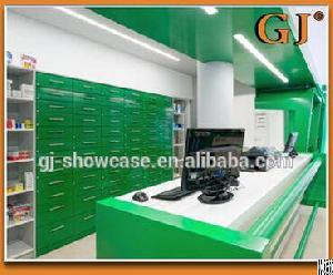 Professional Manufacturer For New Product Pharmacy Shop Counter
