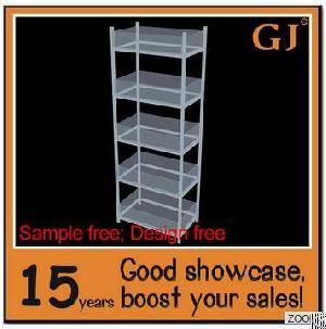 Retail Grocery Shop Portable Display Shelves Supermarket Shelving