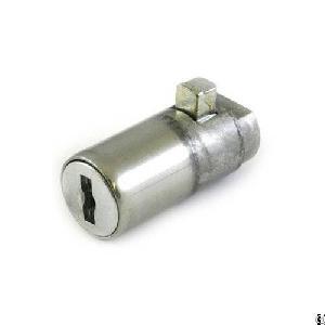 vending cylinder lock t handle spring bolt machined brass