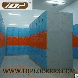 Triple Tier Abs Plastic Locker, Smart Designs