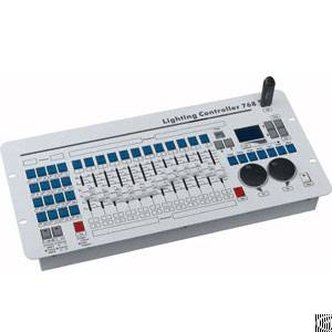 led controller lighting dimmer dmx 512 768 channel phd021