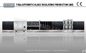 Full-automatic Glass Insulationg Production Line