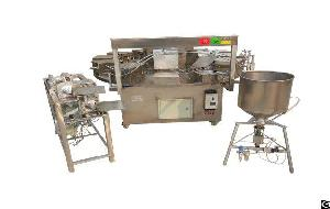 Ice Cream Cone Baker Machine With High Quality