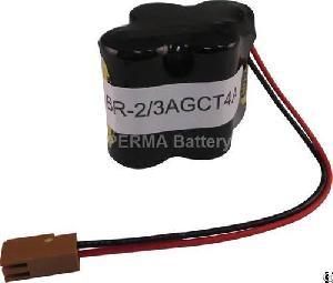 panasonic br 23agct4a battery ge fanuc a98l 0031 0025 plc