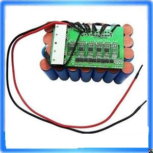 Perma Battery Pack Customized With Most Cost Effective Li-ion 18650 And Reliable Protection Pcb