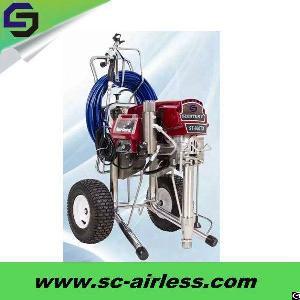 spray paint machine st 500tx electric airless sprayer