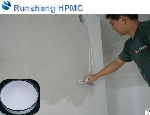 hydroxypropyl methyl cellulose hpmc 100000 cps building construction wall putty