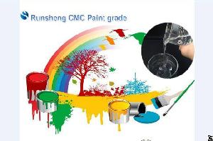paint thickener carboxymethyl cellulose cmc