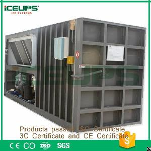 Iceups Vaccum Cooling Machine For Fresh Vegetable Processing