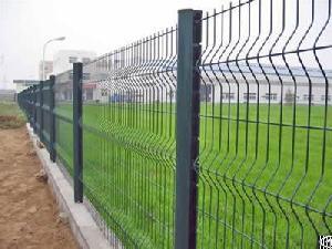 welded razor wire fence