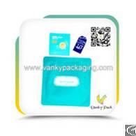Mask Flat Bag Packaging