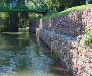 Gabions Wall