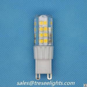 3w led light bulb g9 sockel lighting fixture ceramic