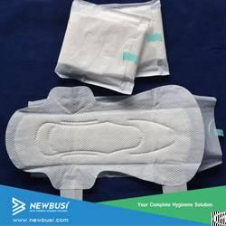 female cotton breathable anion sanitary napkin negative ion