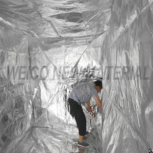 High Quality Al Foil 20ft Container Liner Bag For Thermal Insulation