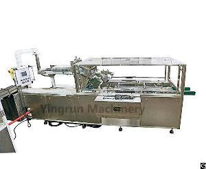 Bz03 Automatic High Speed Box Packing Machine