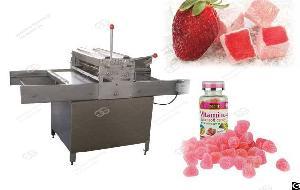 switzerland candy cutter machine rice cake cutting