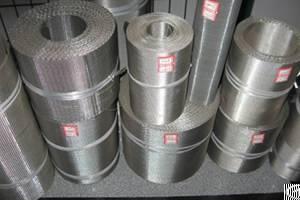 stainless steel wire mesh belt filter screen