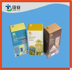 art paper box medicine