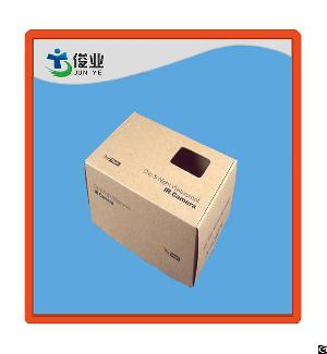 brown kraft paper box wholesale